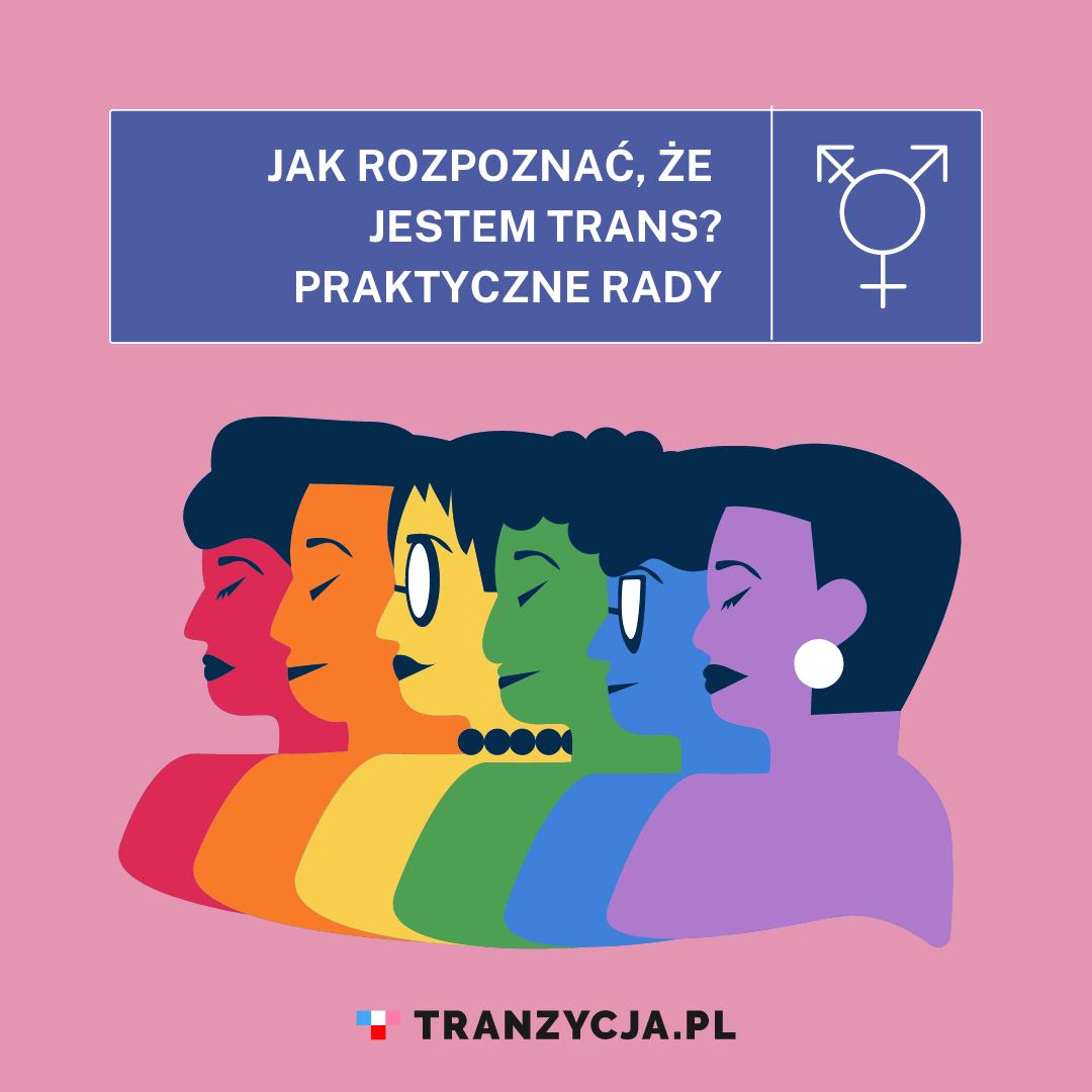 Ilustracja: czy jestem trans?